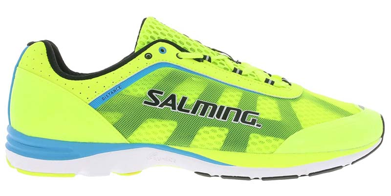 Salming Distance D1 - widok z boku